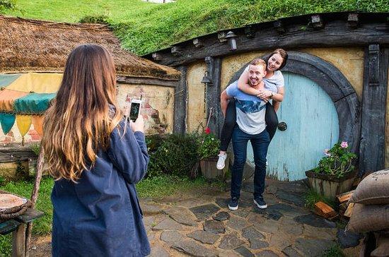 Waitomo Caves and Hobbiton Combo Day...