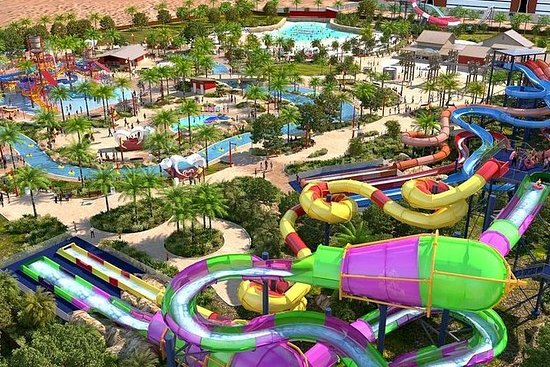 Ramayana Water Park Admission with...