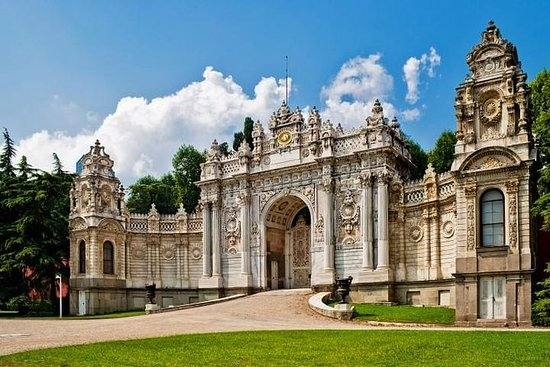 Dolmabahce Palace Half Day Tour...