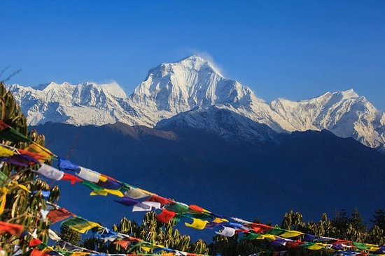 Dagwandeling vanuit Kathmandu in ...