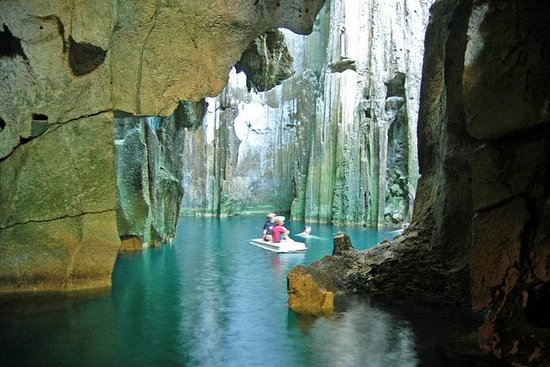 Majestic Sawa-I-Lau Caves Day Trip by...