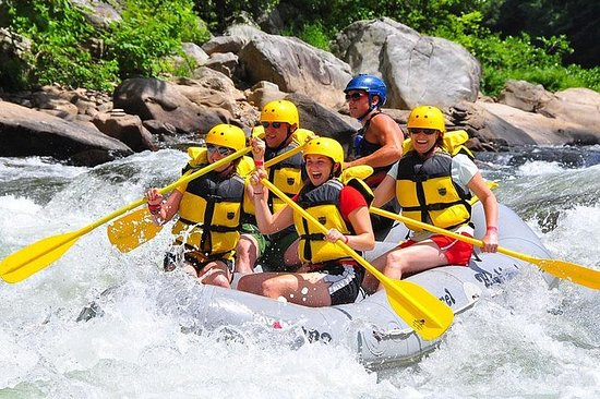 Privat Combo Adventure: Whitewater...