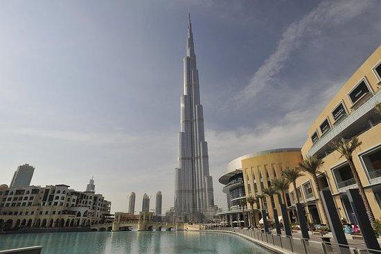Ras Al Khaimah的迪拜城市购物之旅