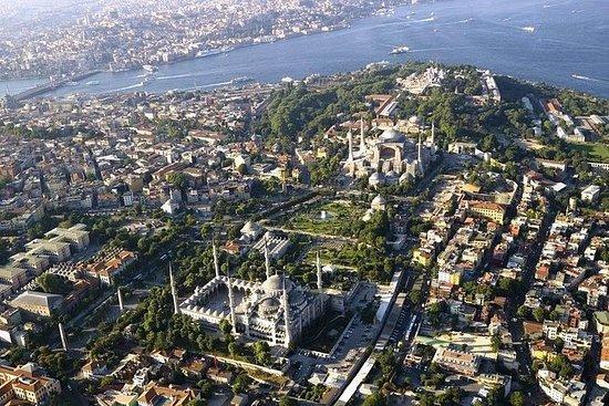 Recorrido de medio día por Estambul