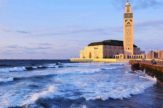 Casablanca og Rabat Private...