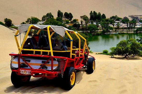 Private Ica og Huacachina Sand Dunes...