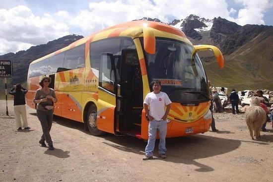 Excursión de día completo desde Puno a Cusco