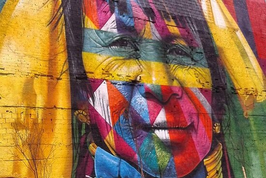 Rio Urban Art Walking Tour