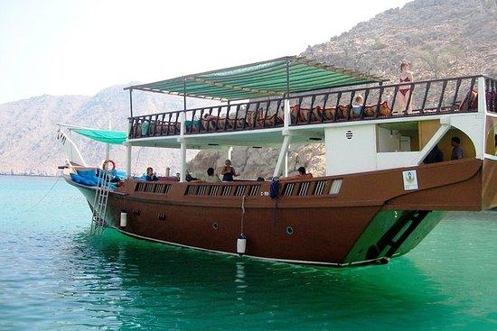 Musandam Dibba Cruise Da Ras Al