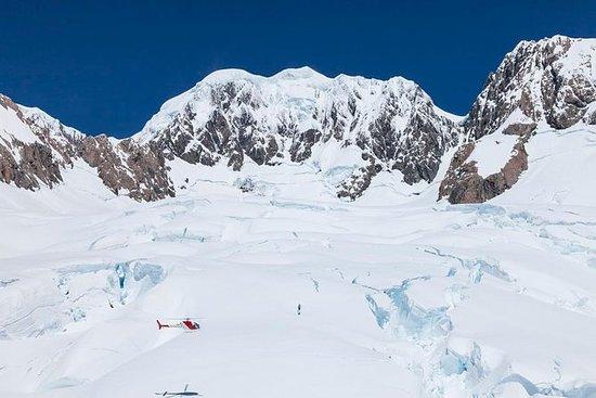 Fox Glacier Helikopterfly med...