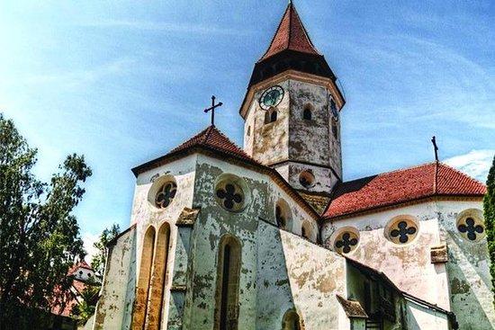 Visite des églises fortifiées de...