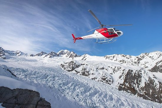Vol en hélicoptère biturbine...