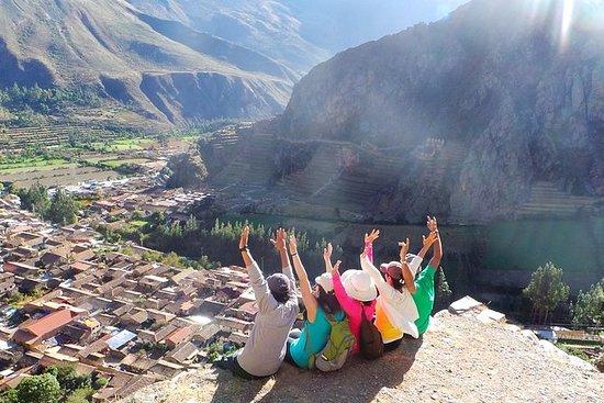 全日游:库斯科的圣谷,Chinchero纺织中心,Maras,Moray和Oll...