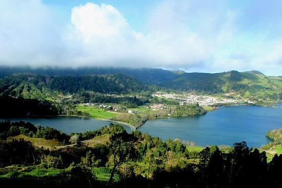 Lagoa das Sete Cidadesへの半日4WDツアー