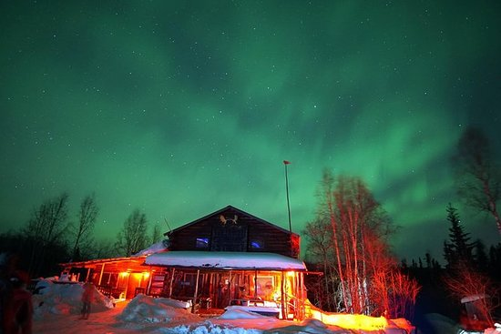 Arctic Circle Aurora Borealis Tour By...