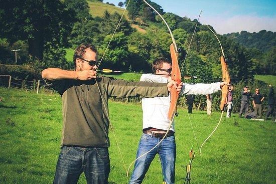 Llangollen Archery y Axe Throwing...