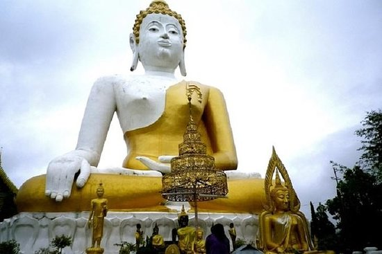 Excursión privada a Wiang Kum Kan y...