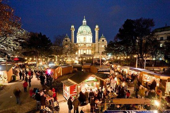 Tour de Navidad privado en Viena...