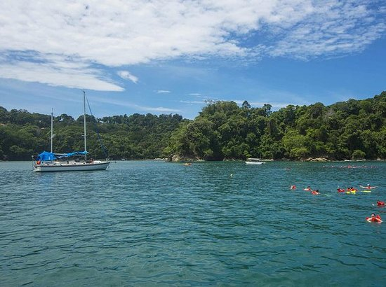 Manuel Antonio Sailing Tour with...
