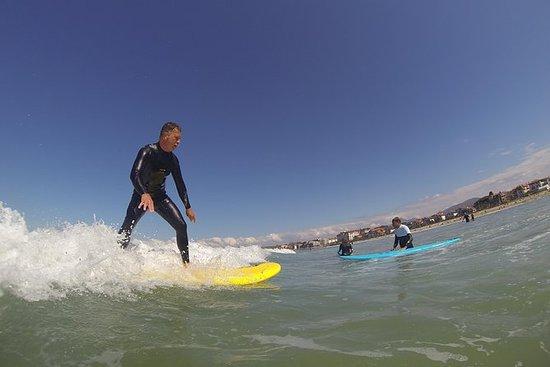 Cours de surf privé de 2heures à...