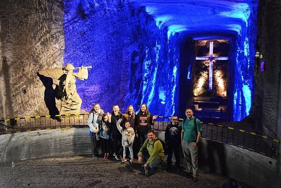 Private Salt Cathedral of Zipaquira...