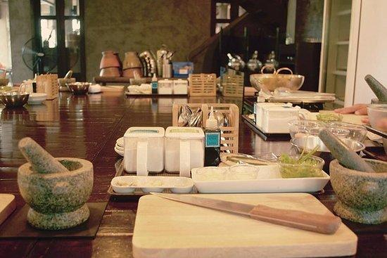 Clase de cocina tailandesa en Bangkok