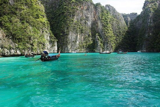 Full Day Phi Phi Islands en lancha...