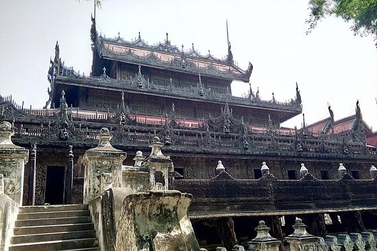 Private Full-Day Mandalay and Mingun...