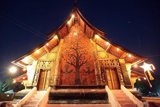 Luang Prabang Nachtfahrt