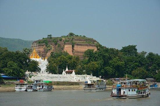 Mandalay naar Mingun-boottocht