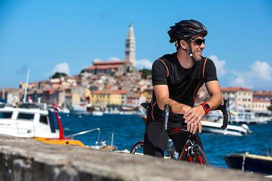 Tour Privato di Rovigno in Bicicletta