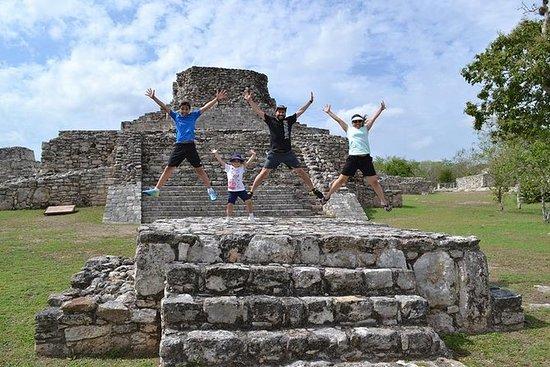 Cenote Nomozon Bike Tour da Merida