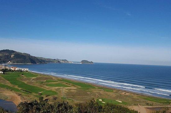 La costa basca del Gipuzkoa Tour da