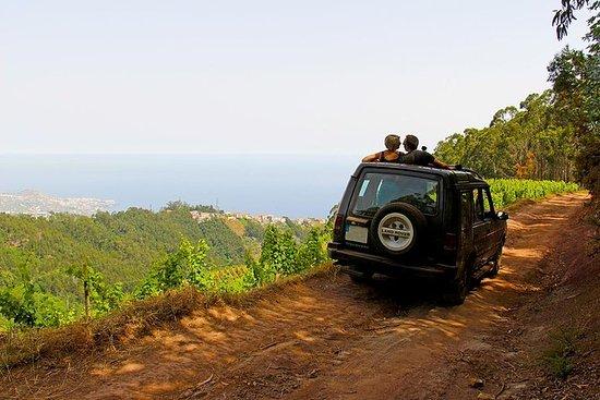 Halbtägige Jeep-Safari-Tour - Zentral