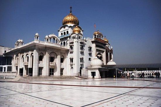 Besök historiska Gurudwaras i Delhi