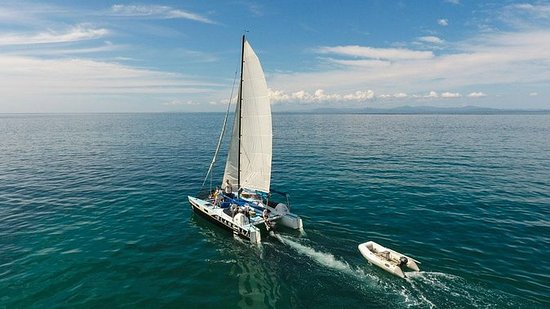 Tour de vela Blangala