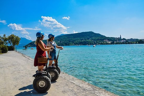 Annecy Segway 1h Tour