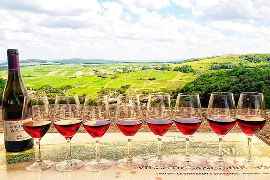 Wine and Cheese Day Trip in Loire...