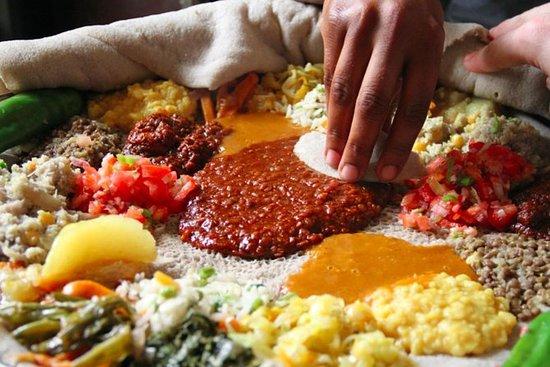 Lokale Ethiopische Food Tour