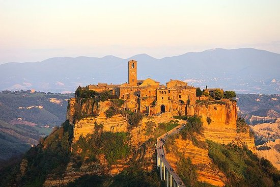 Tour Privato di Orvieto, Civita di