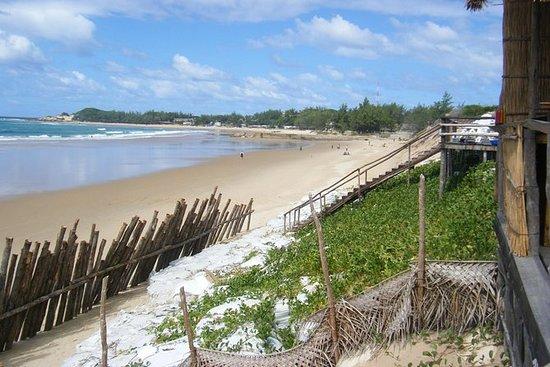 Surf - Baía de Guinjata - Pomene...