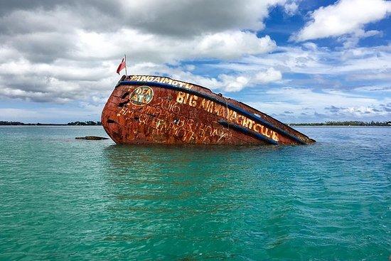 Pangaimotu Island Day Trip