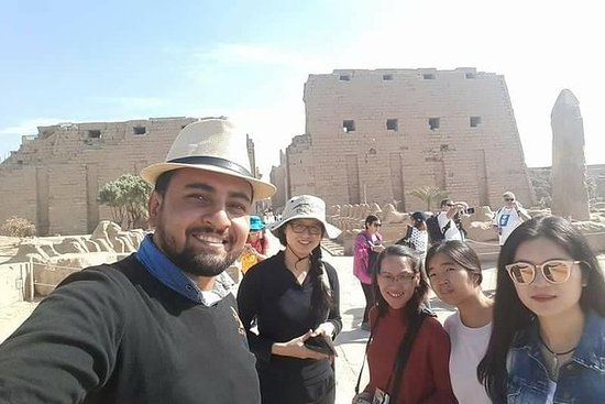 day tour from hurghda to luxor east...