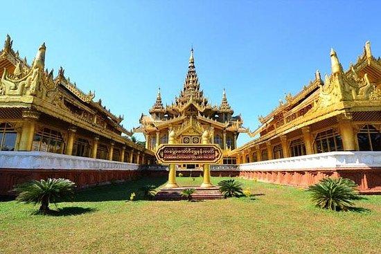 Tour de retour à Bago depuis Yangon