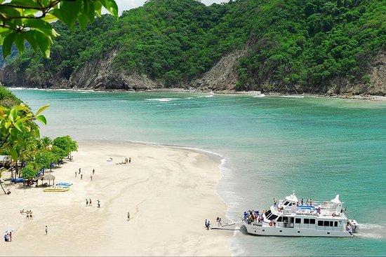 Tortuga Island fra Puntarenas
