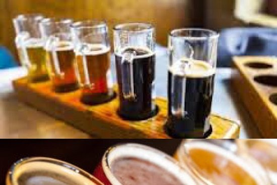 Tour del birrificio artigianale