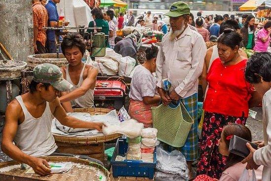 Half-Day Yangon Walking Tour - Chinatown