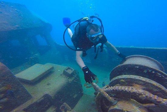 Punta Cana 2 Mergulho Autônomo local...