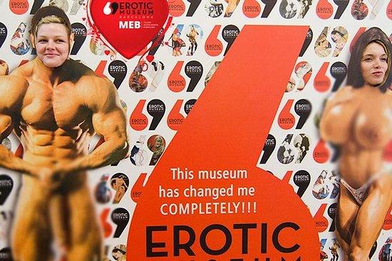 Entrada al museo erótico