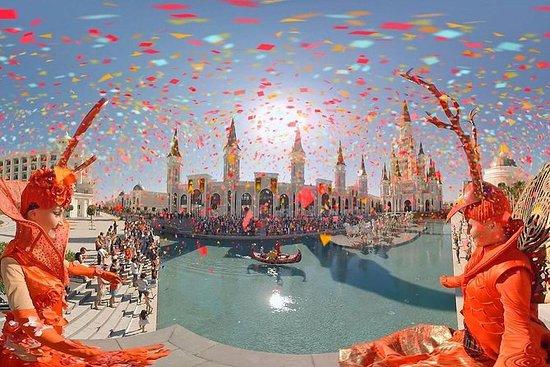 The Legends Theme Park fra Belek
